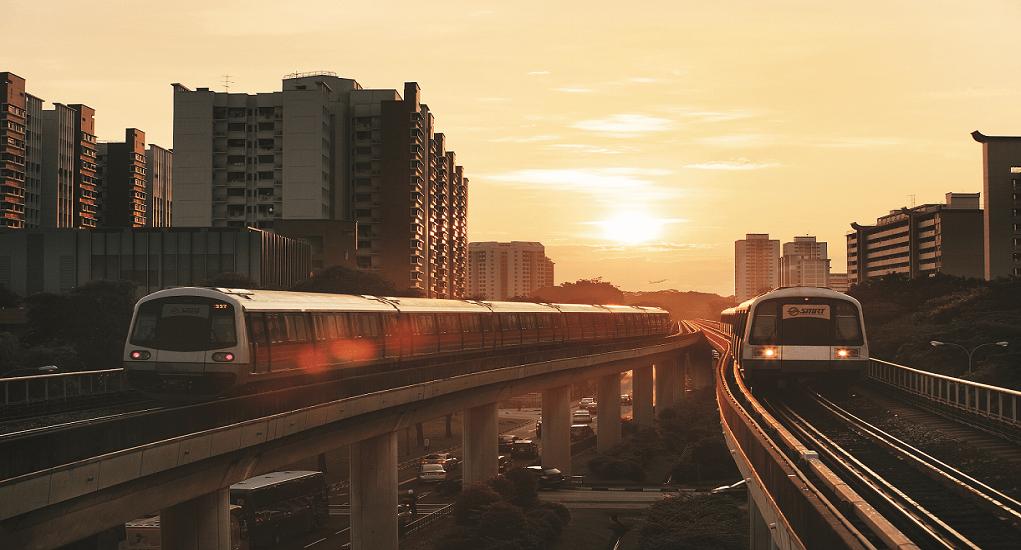 bandara Changi - BUS