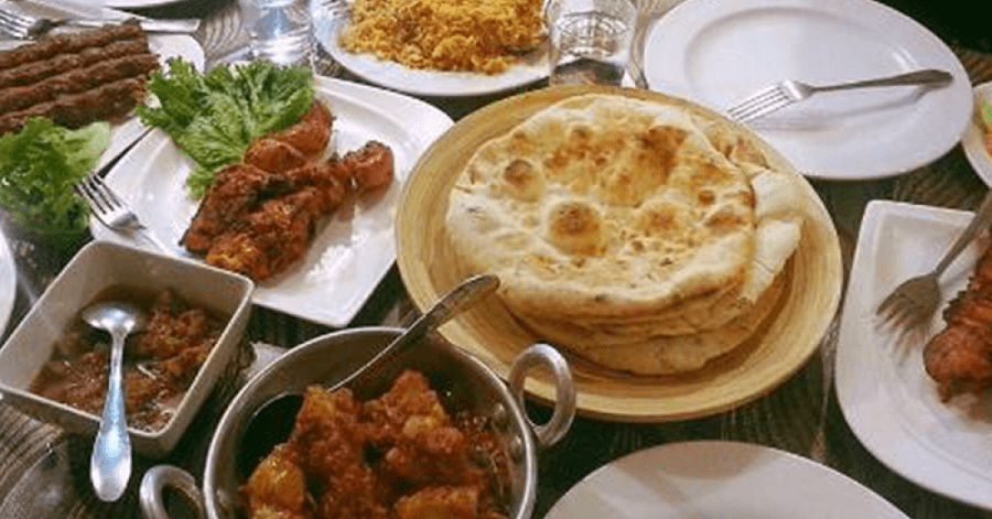 bbq delight halal food
