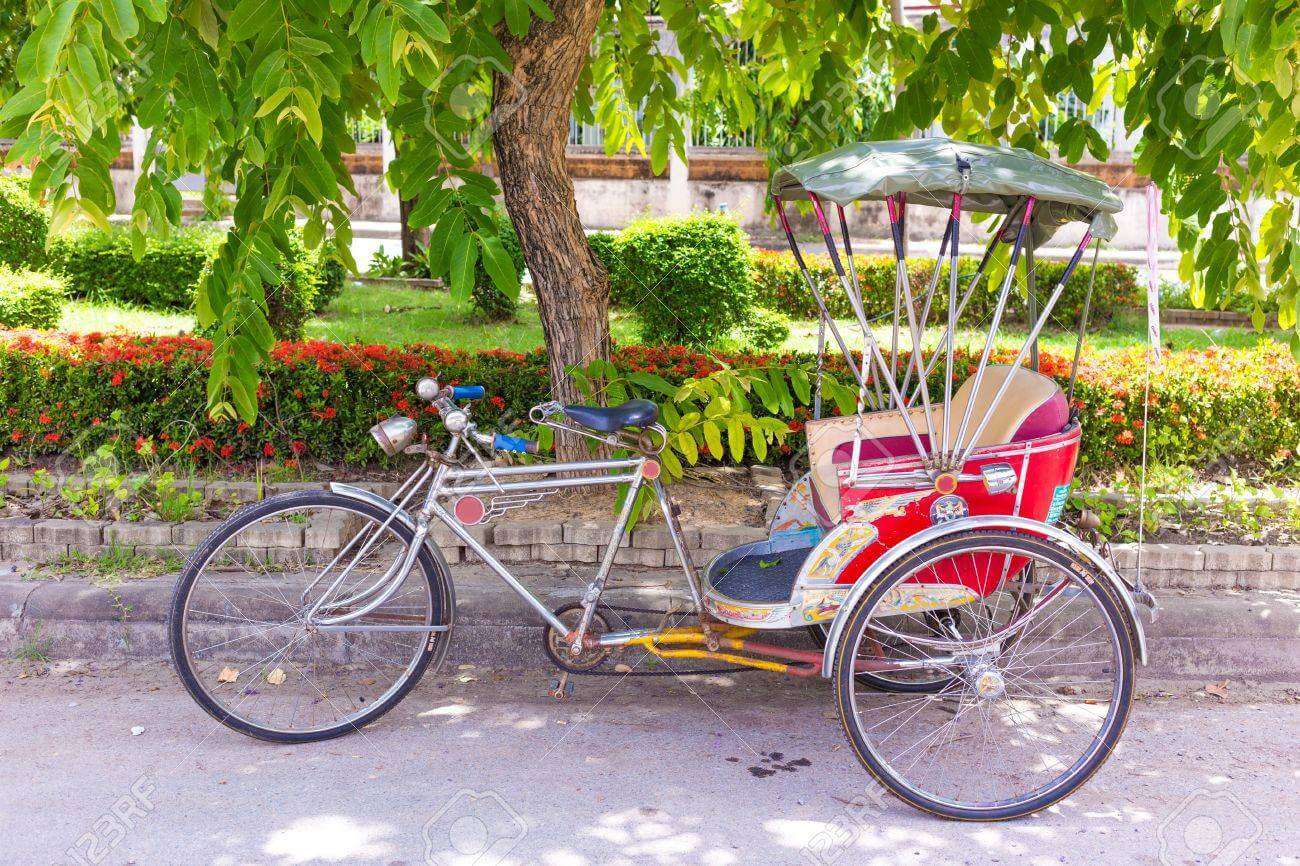 bicycle - healthier alternatives to tour the island
