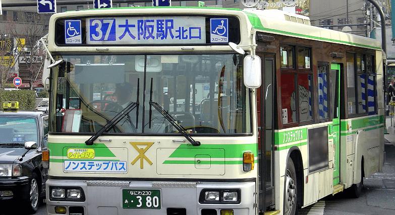 bus-in-japan