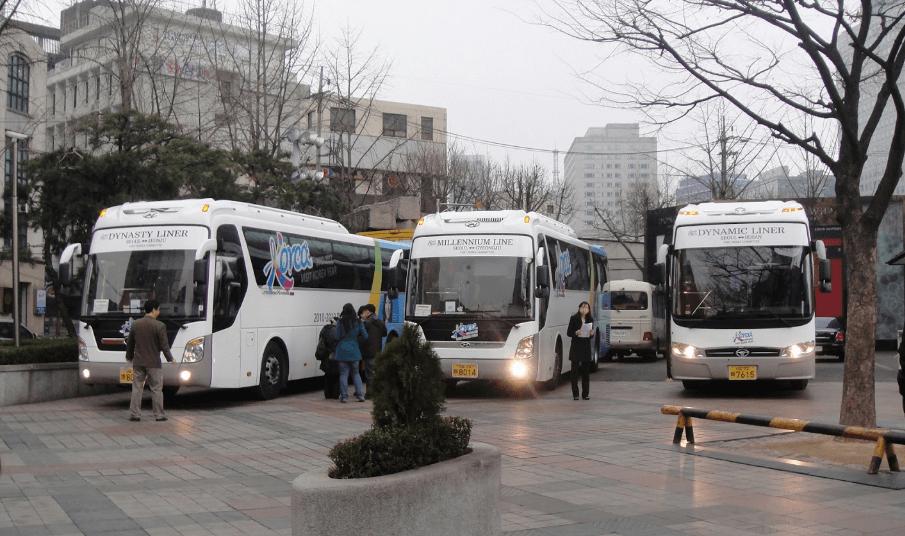 bus-korea