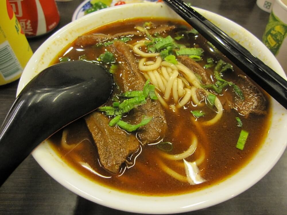 halal beef noodle soup