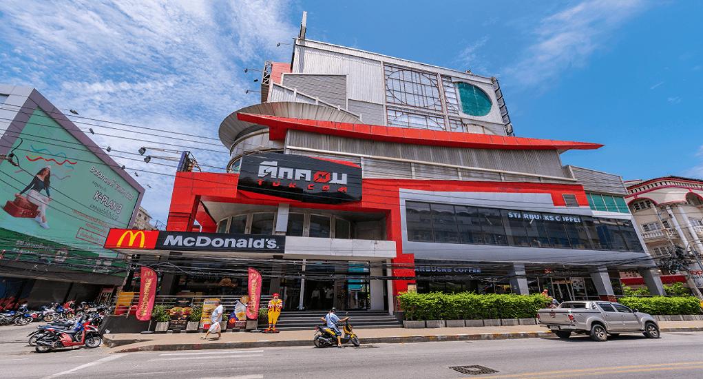 Shopping in Pattaya - IT Tukcom Center