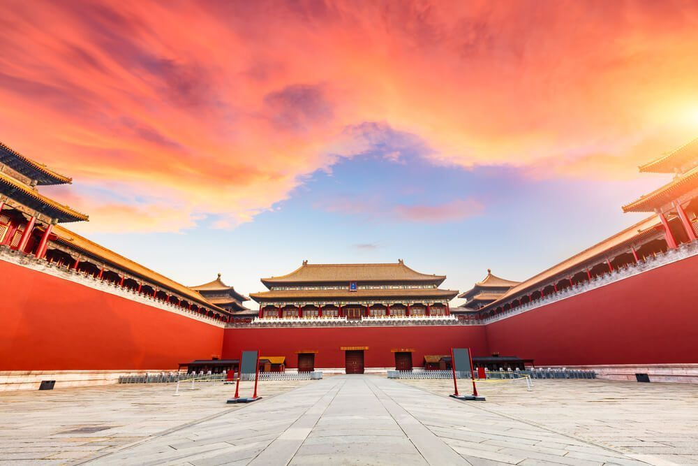 chinese emperor palace