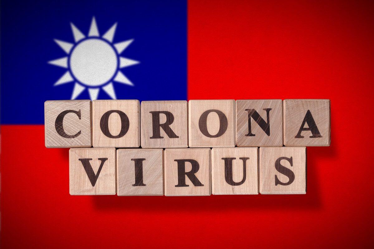 coronavirus in taiwan