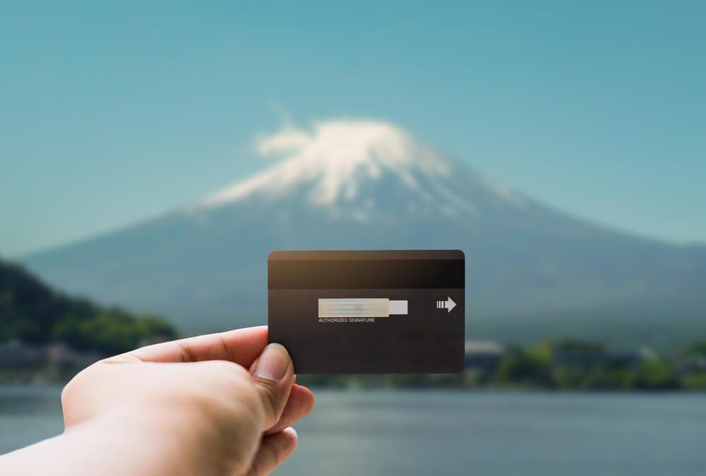 take a credit card