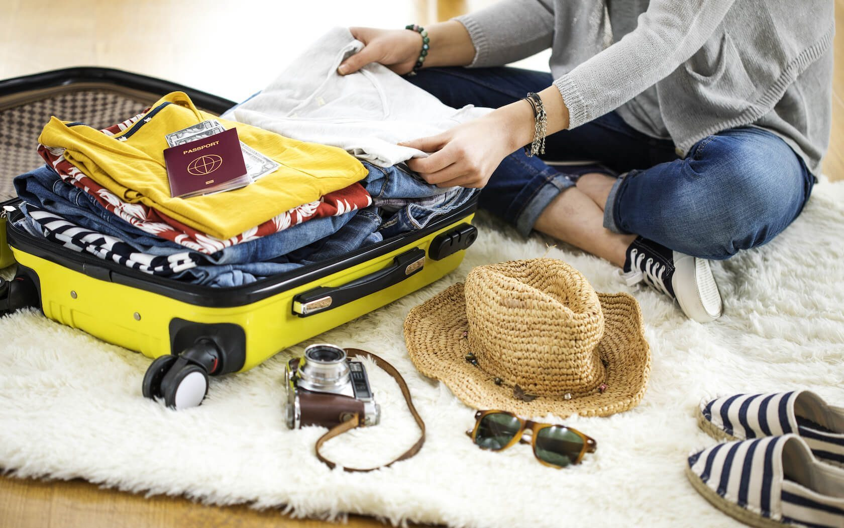 essential things to pack when traveling post pandemic