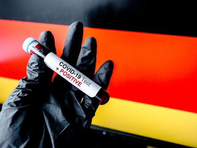 coronavirus patient in germany