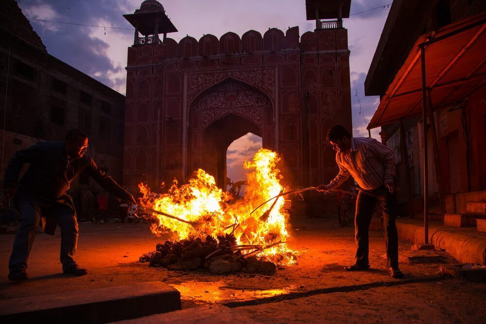 holi festival history and celebrations