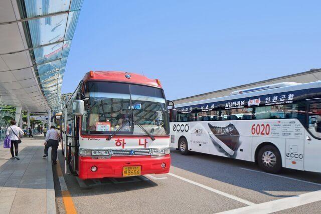 incheon buses