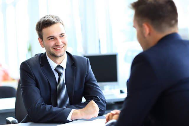 percaya diri saat interview