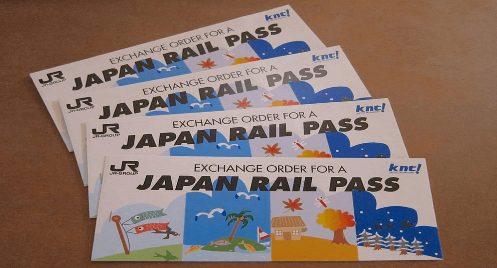 japan rail pass - Harga Tiket JR Pass