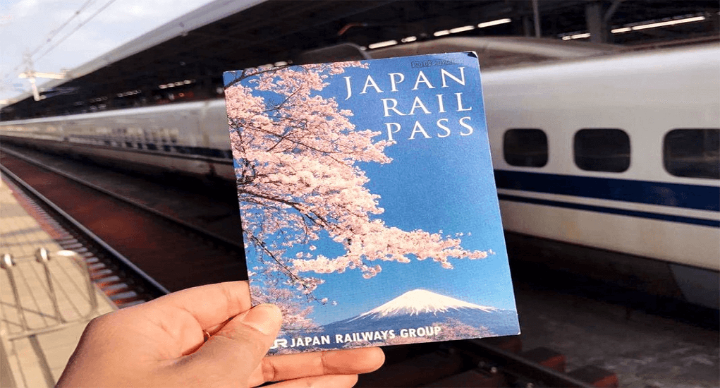 japan rail pass - Jenis Transpotasi JR Pass