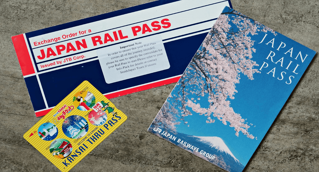 japan rail pass - feature Image
