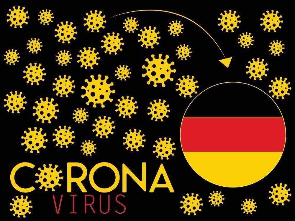 virus corona jerman