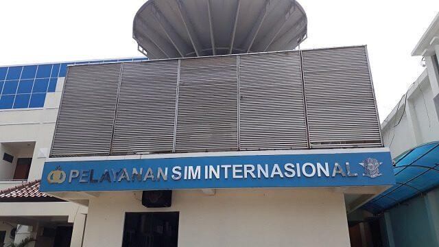 tempat pembuatan SIM Internasional