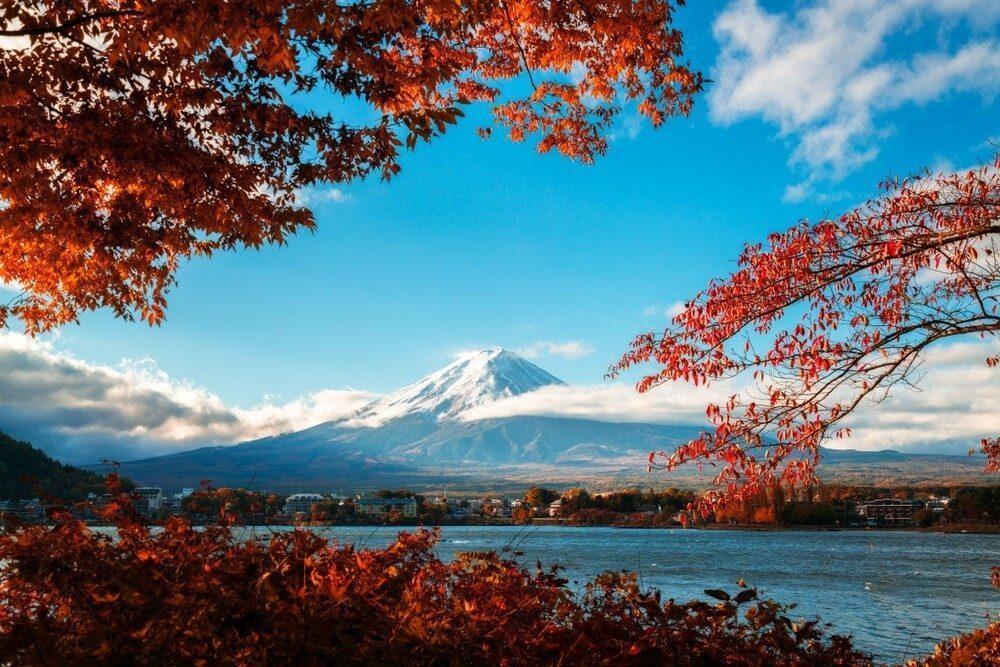 kawaguci-lake