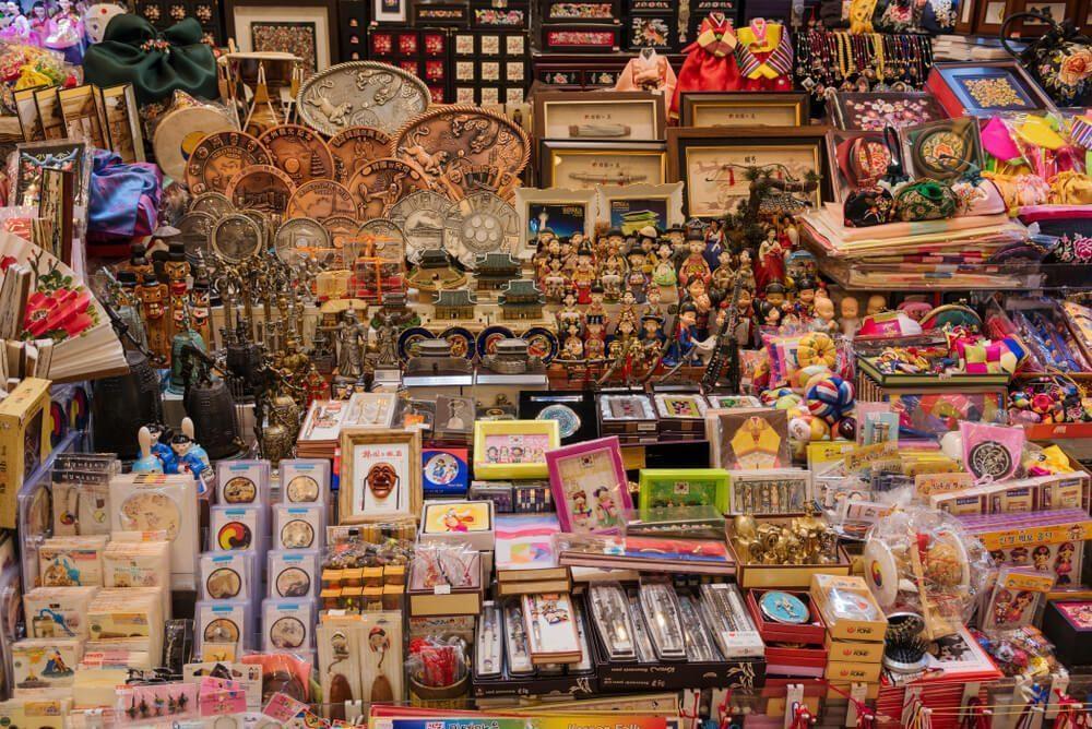 korean traditional souvenirs