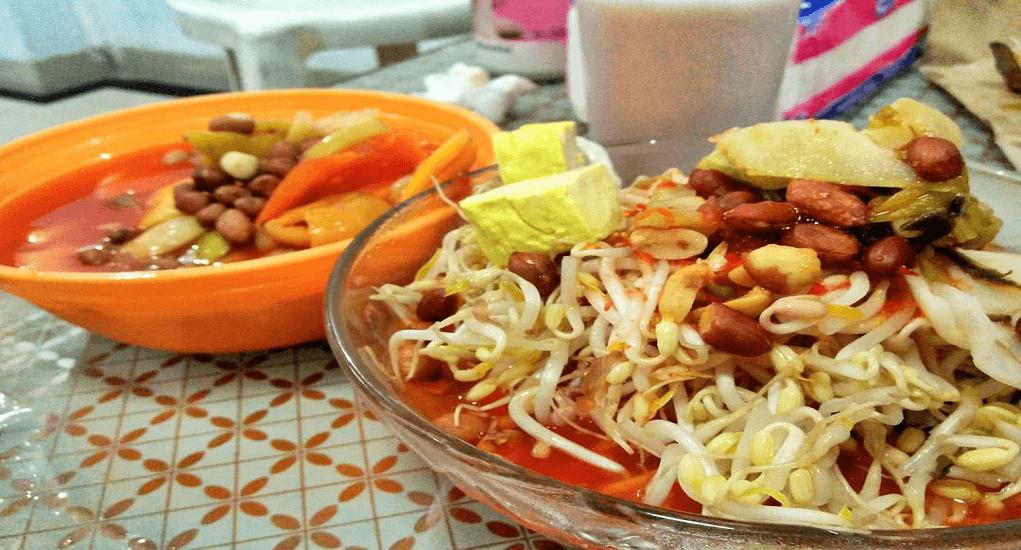 kota bogor - Asinan Bogor