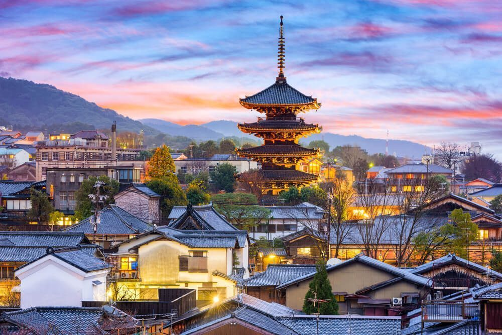 traditional heritage in kyoto