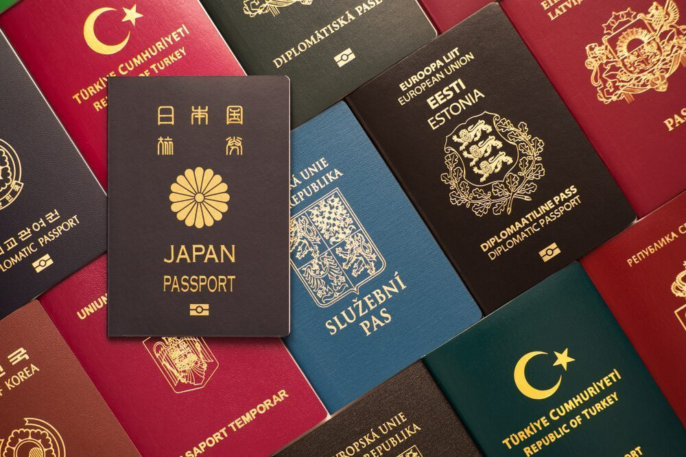 list of top 10 most powerful passports