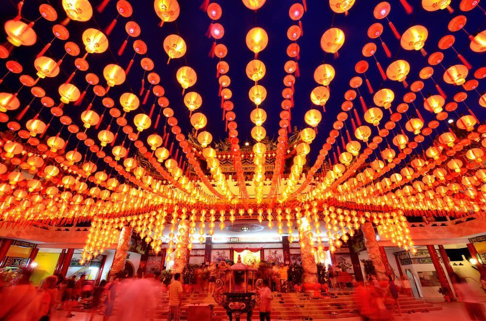 chinese new year in malaysia