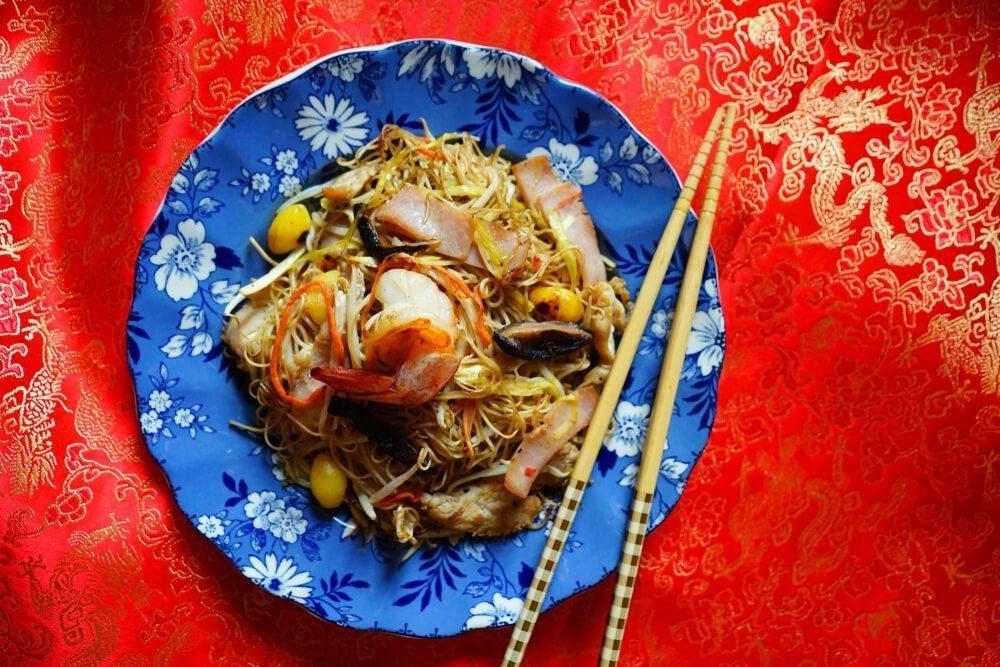 longevity noodle