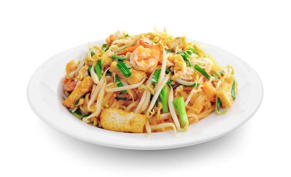 pad thai - thai culinary's proudest noodle