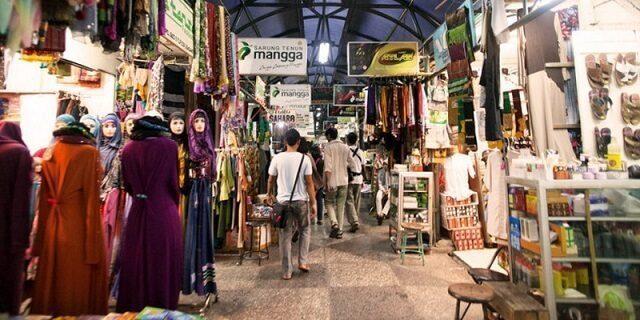pasar arab kampung ampel