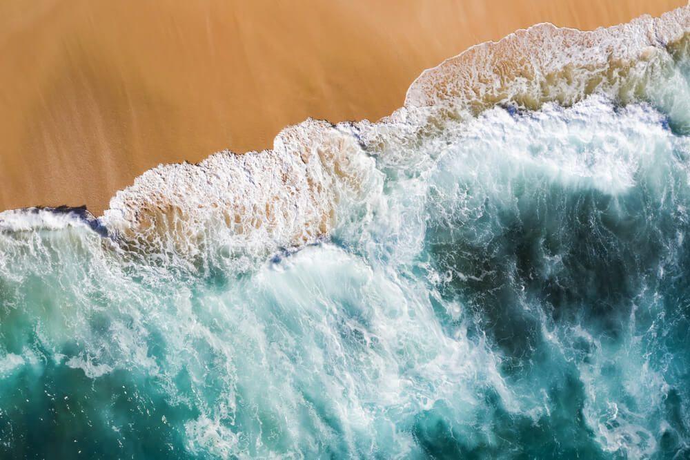 pasir putih air jernih