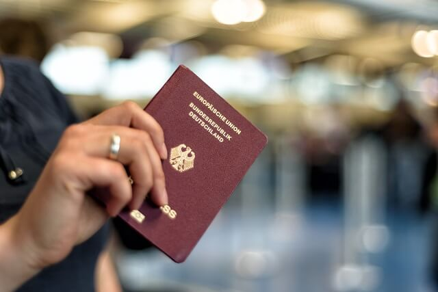 paspor jerman