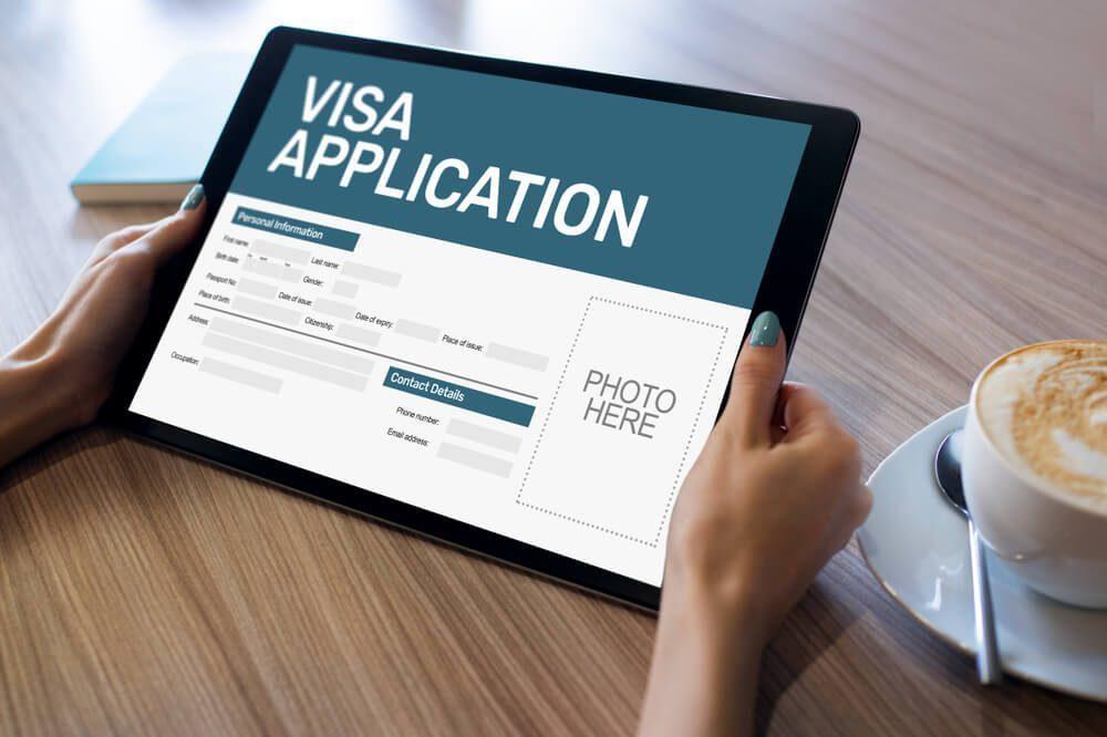pendaftaran online visa