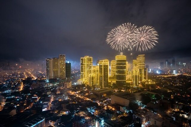 Chinese New Year Celebrations in philippine