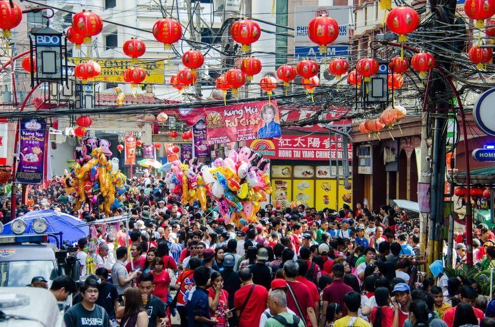 chinese new year in philippines