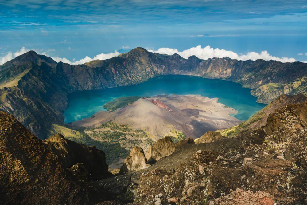pulau lombok dampak corona