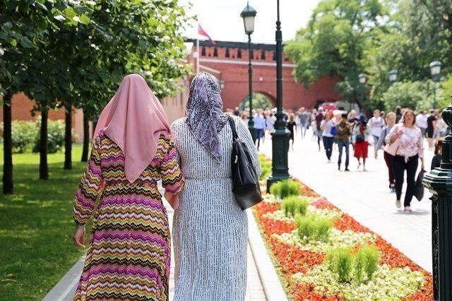 ramadan in rusia