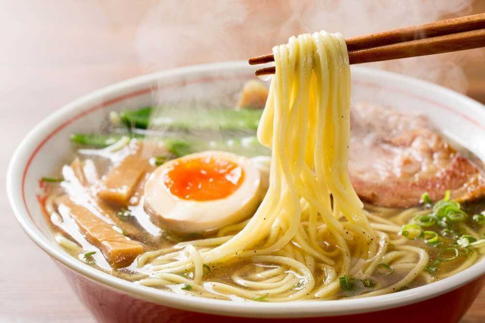 most famous japanese food - ramen
