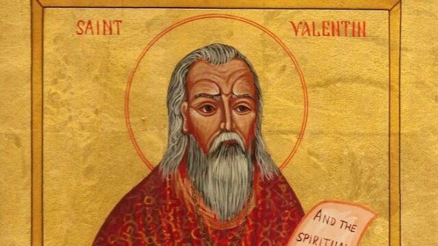 santo valentine