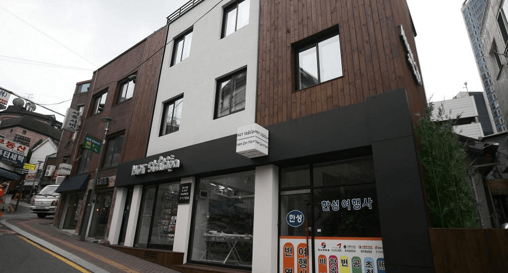 seoul guest house myeongdong