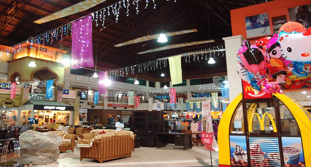 shopping in Langkawi - Langkawi Fair Shopping Mall