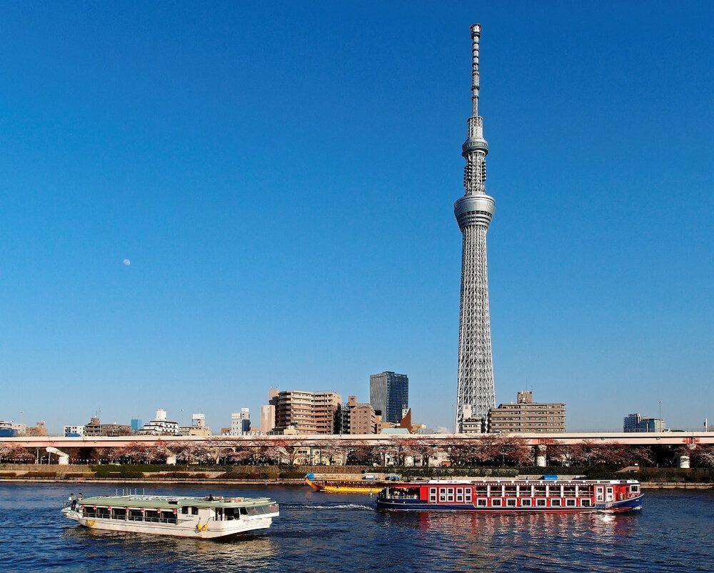 東京スカイツリーの体験