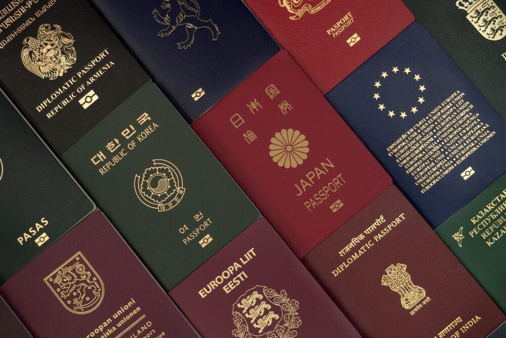 Sejarah Kemunculan Paspor
