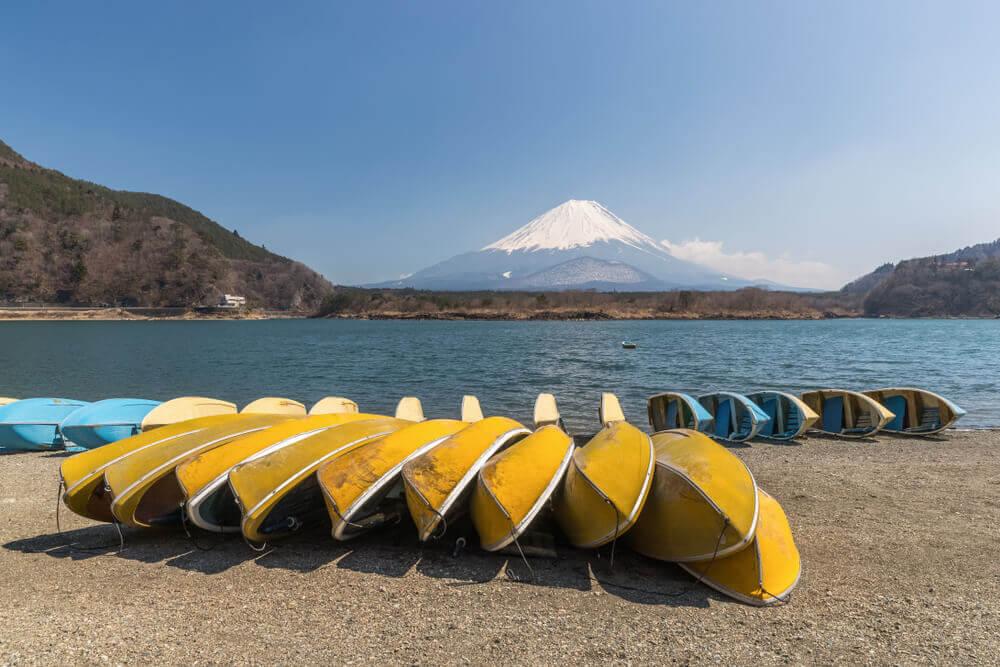 ห้าทะเลสาบฟูจิ