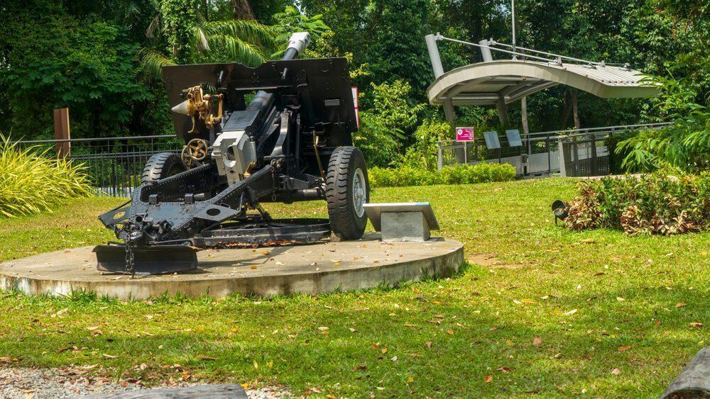 Lokasi Benteng Siloso
