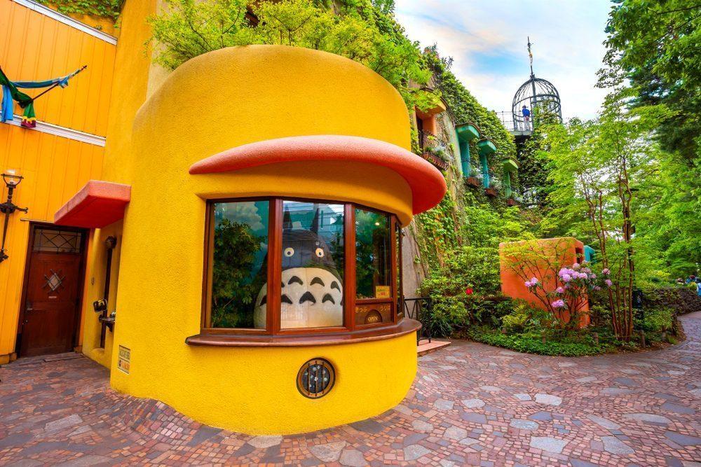 Ghibli Museum Totoro