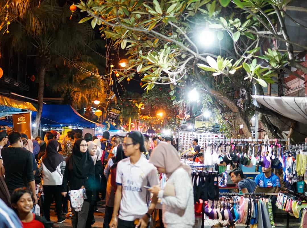 Pasar Karat, Malaysia