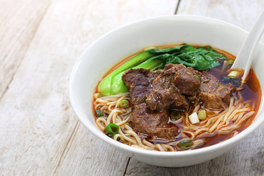 Chang Beef Noodle Soup