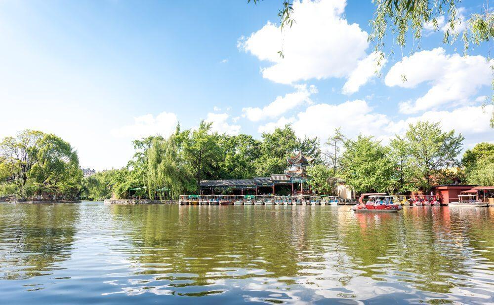 Green Lake Park