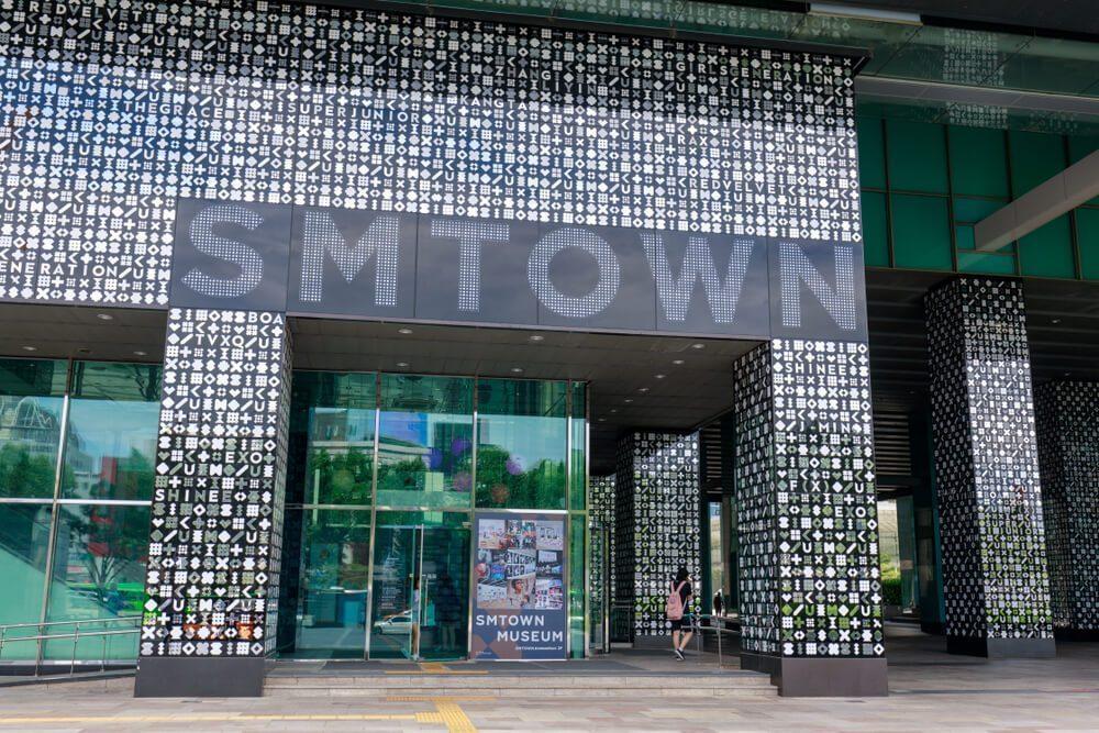 sm town mall korea