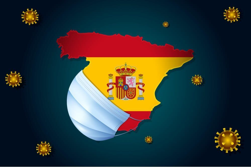 spanyol virus corona